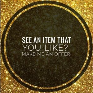 Tops - See an item you like? 👀👀 Make me an offer! 🙌🏼